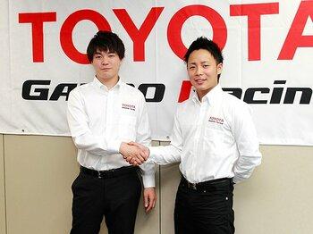 なぜトヨタはラリーを選んだのか。その期待を担う2人の若きドライバー。<Number Web> photograph by Kiichi Matsumoto