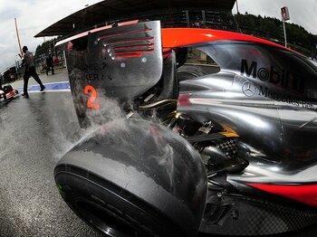 ベルギーGPであからさまに差が出た!!マクラーレンが持つ驚異的な戦術眼。<Number Web> photograph by Hiroshi Kaneko