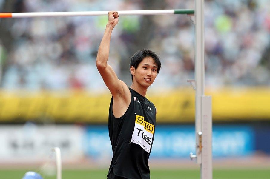陸上競技への追い風。~日本記録には「風」の力が必要~<Number Web> photograph by AFLO