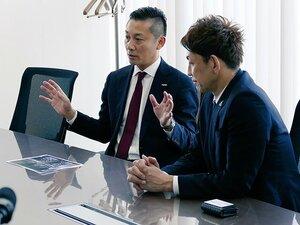 千葉・島田代表と北海道・折茂代表、同学年の2人が語るBリーグの未来。