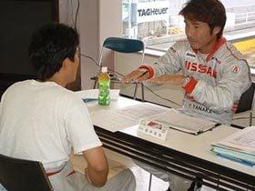 レースはスポーツ、必要なのは理論と練習。