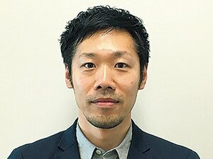 """加藤欽一(VR事業の推進)~スポーツの現場で働く""""プロ""""に直撃!~"""