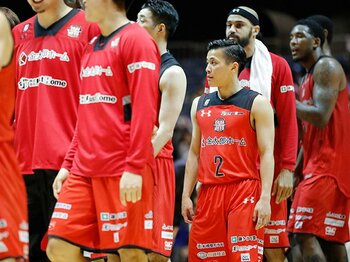 Bリーグ1年で最も成長したチーム。個性と成熟、ジェッツが求める両極。<Number Web> photograph by AFLO