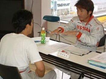 レースはスポーツ、必要なのは理論と練習。<Number Web> photograph by Makoto Ogushi