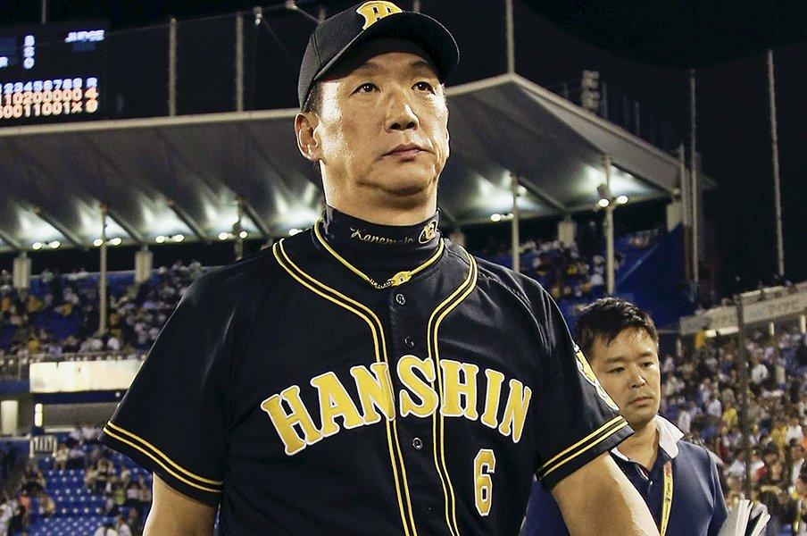 金本阪神はなぜ、優勝を逃したのか。藪恵壹が指摘する「開幕2戦目の謎」。<Number Web> photograph by Kyodo News