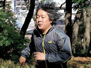 <私とラン> 茂木健一郎 「人間には走りだすと『うれしい』と感じる本能がある」