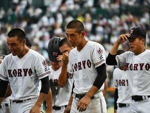 中村奨成が最後に空を見上げた理由。広陵の全員野球を象徴する一場面。