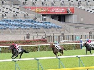 菊池寛と一緒に「無観客ダービー」へ。生き証人が語る1944年の日本競馬。