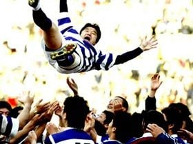 日本ラグビーの雄、吉田義人、新たな旅立ち。