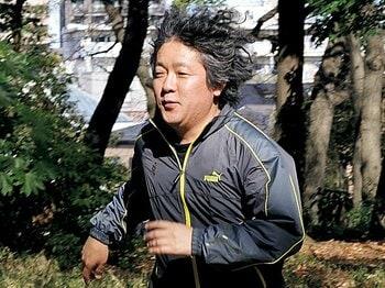 <私とラン> 茂木健一郎 「人間には走りだすと『うれしい』と感じる本能がある」<Number Web> photograph by Asami Enomoto