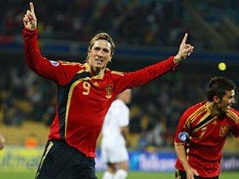 世界記録更新なるか?~「負けない」スペインの挑戦~<Number Web> photograph by Jamie McDonald/Getty Images