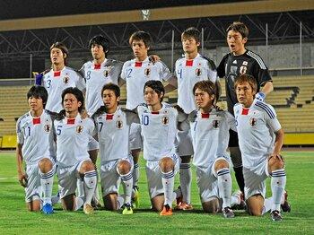 アジア最終予選を勝ち抜くために……。U-22代表に必要な4つの条件とは?<Number Web> photograph by Takuya Sugiyama