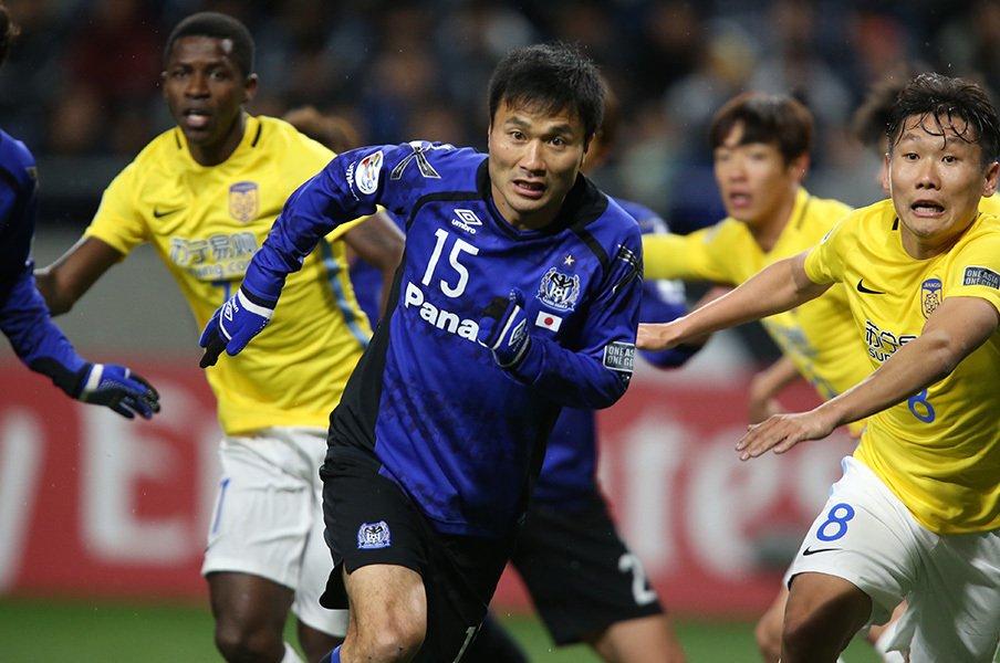 出場すれば2年ぶりとなる今野泰幸。ガンバでは遠藤保仁をフォローしてあまりある守備力を発揮しており、期待が高まる。