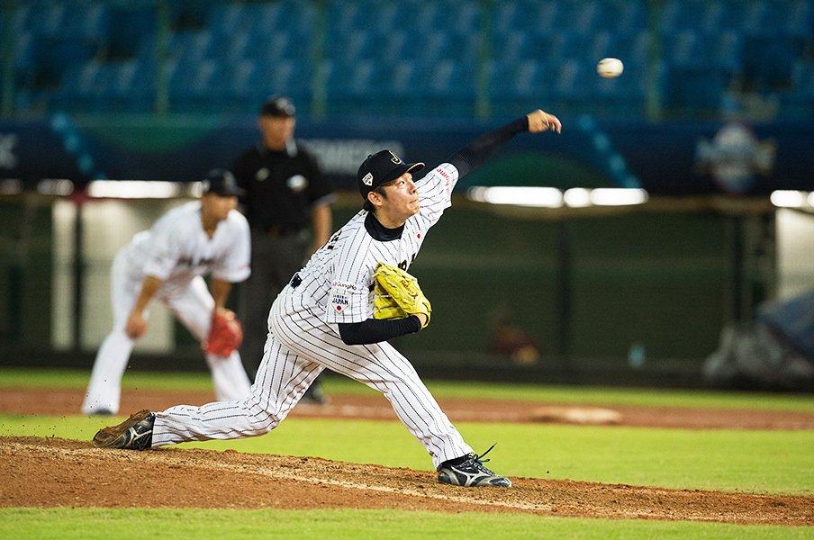 超攻撃的野球と無失点の中継ぎ陣。侍ジャパン、あとは松井裕樹だけ。<Number Web> photograph by Nanae Suzuki