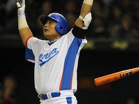 """""""韓国の主砲""""キム・テギュン、「日本野球経由メジャー行き」の不安。"""