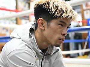 直前インタビュー 15戦全勝の俊才・田中恒成が語る「(井岡とは)目指しているところが全然違う」