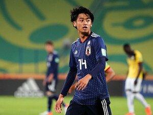 U-17W杯で知っておきたい有望株。ブラジル紙が見た若き日本の印象は。