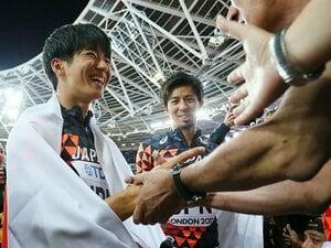 夢の実現を3年繰り上げた多田修平。走りまくって世界のメダリストに。