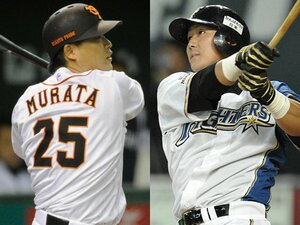 絶不調から蘇った中田翔と村田修一。日本シリーズの行方を決める2人の男。