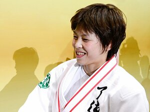 <柔道女子48kg級代表の諦めない心> 福見友子 「幾度の挫折を乗り越えて」