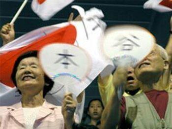 From:北京「叩かれるべき条件。」<Number Web> photograph by Shigeki Sugiyama