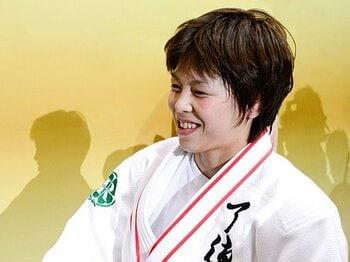 <柔道女子48kg級代表の諦めない心> 福見友子 「幾度の挫折を乗り越えて」<Number Web> photograph by Asami Enomoto