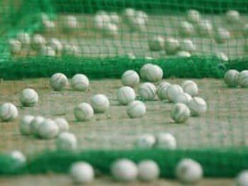 プロ野球とボールを巡る問題。<Number Web> photograph by Koji Asakura