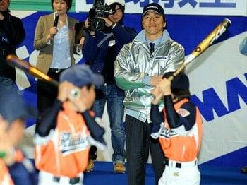 ヤンキースの評価は次の次で……。松井秀喜が格安年俸で勝負に出る!?<Number Web> photograph by NIKKAN SPORTS