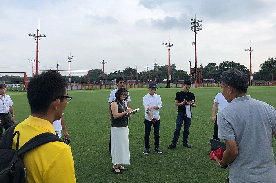 さいたま市運動施設から学ぶ行政とスポーツ、連携の必要性。<Number Web> photograph by Sports Graphic Number