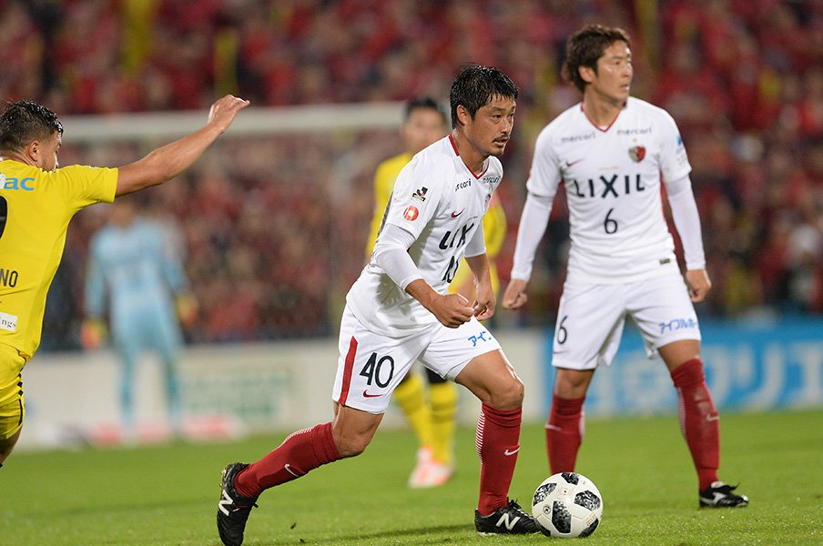 ACL決勝、の前にわかった強さの源。鹿島で個人アピールは許されない。<Number Web> photograph by J.LEAGUE