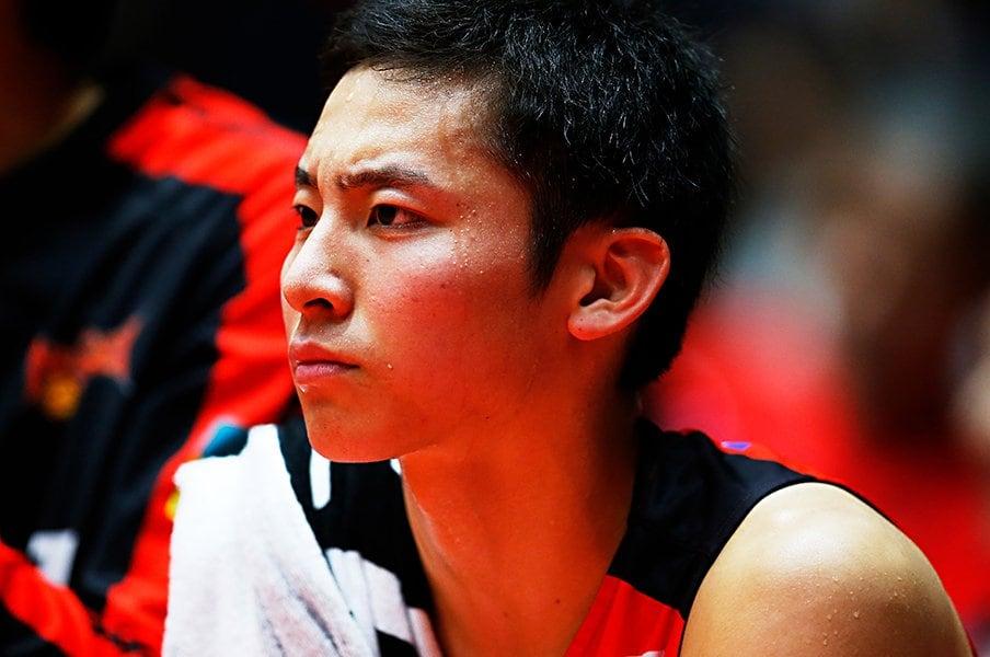 高校生Bリーガー河村勇輝、卒業の辞。「バスケットをもっとメジャーに」<Number Web> photograph by Naoki Morita/AFLO SPORT