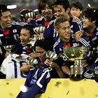 アジア杯を制した日本代表イレブン