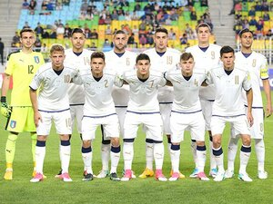 主力が軒並み不在で、調子も全然。イタリアとはいえ、U-20は勝てる!