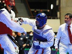 36歳から東京五輪目指し全日本準優勝。格闘家・菊野克紀、テコンドーの夢。