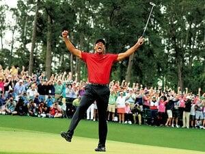 鷹から虎へ――史上最大のカムバック。~タイガー・ウッズと伝説のゴルファー~