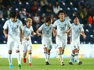 森保ジャパン初陣、U-20W杯組ゼロ。東京五輪世代は「すべてが競争」。