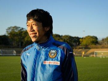現役のレジェンド、38歳の中村憲剛。今も成長し続ける秘訣を聞いてみた。<Number Web> photograph by Asami Enomoto