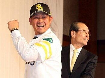 復活途上での日本球界復帰。松坂大輔の選択が「吉」な理由。<Number Web> photograph by NIKKAN SPORTS