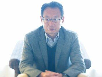 <代表監督からオーナーへ> 岡田武史 「今治から日本を変える」<Number Web> photograph by Raita Yamamoto