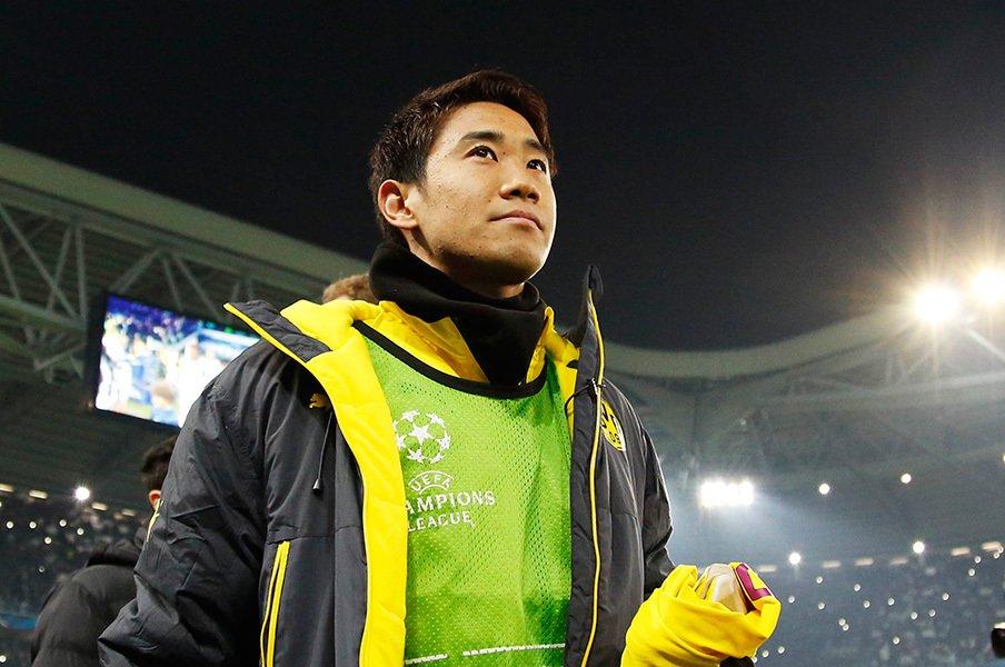 香川、清武、岡崎はCLで輝けるのか?日本人所属3クラブのライバルを探る。<Number Web> photograph by AFLO