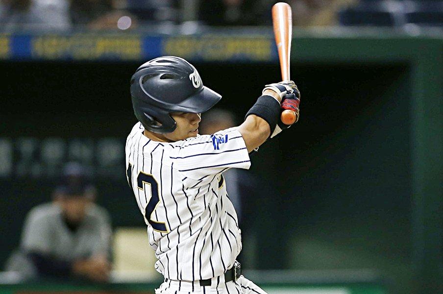 今年のドラフトは大学生捕手が目玉?北海道には再来年の1位候補も登場。<Number Web> photograph by Kyodo News