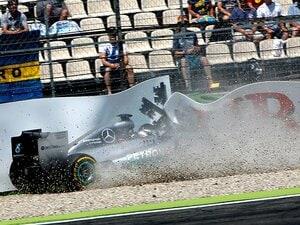 リスクを敢えて犯したハミルトン。ドイツGP予選トラブルの背景とは。