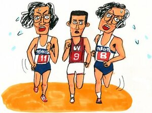 日本男子マラソン、あのランナーの走りが忘れられない!