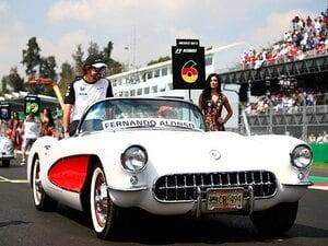 """0周リタイアでもアロンソは満足!?メキシコGPで観客が起こした""""奇跡""""。"""