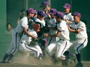 地元記者が選ぶ地方大会名勝負。1998年秋田大会決勝、10点差から……。