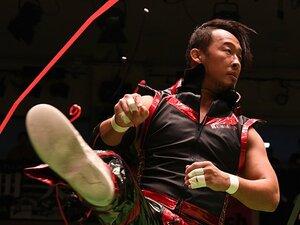 """""""2冠""""を目指した丸藤正道、デビュー20周年興行への奮闘。~38歳、経験と体のキレのバランスは~"""