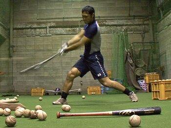 「オレには野球しかない!!」古木克明、球界再挑戦の真相を告白。<Number Web> photograph by Katsuaki Furuki