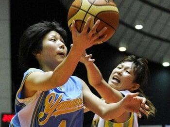女子高生の実力。~少子化時代のスポーツ黄金世代~<Number Web> photograph by KYODO
