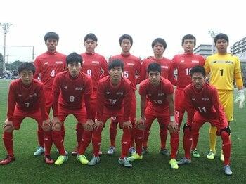 絶対王者・東福岡に揃った才能たち。1校から4選手がJ入りの可能性も!?<Number Web> photograph by Takahito Ando