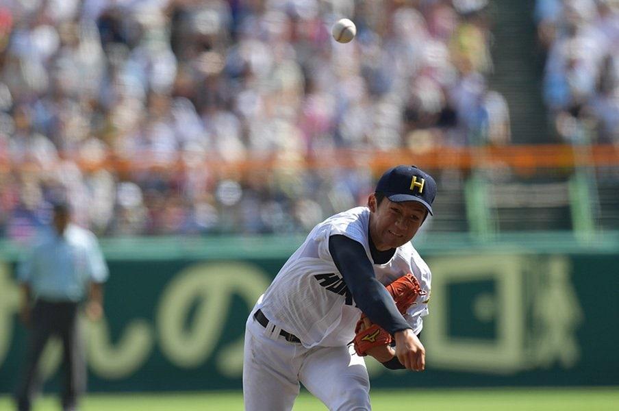 甲子園の投手起用を改めて考える。決勝は、全試合先発のエース対決。<Number Web> photograph by Hideki Sugiyama
